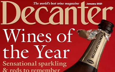 Bononia Estate in Decanter Journal, Jan 20201 WINES OF THE YEAR 2020